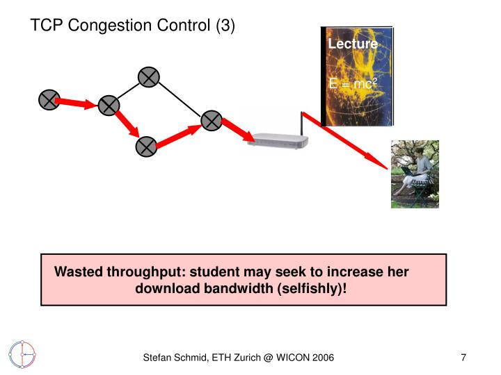 TCP Congestion Control (3)