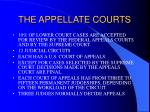 the appellate courts