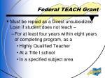 federal teach grant2