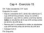 cap 4 exerc cio 15
