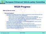wg20 progress2