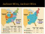 jackson wins jackson wins