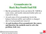 groundwater in back bay south end fill3