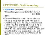 attitude god honouring1