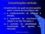 concentra es verticais