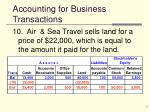 accounting for business transactions10