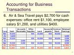 accounting for business transactions6