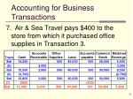 accounting for business transactions7