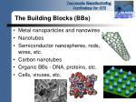 the building blocks bbs
