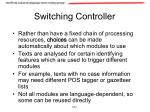 switching controller