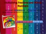 multiplying fractions and whole numbers2