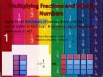 multiplying fractions and whole numbers5