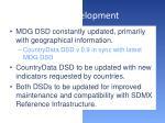 dsd development