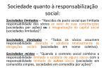 sociedade quanto responsabiliza o social