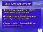mutual accomplishments1