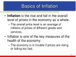 basics of inflation