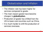 globalization and inflation