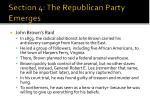 section 4 the republican party emerges4