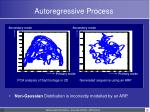 autoregressive process3