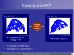 copying and arp5