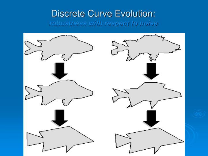 Discrete Curve Evolution: