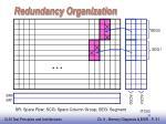redundancy organization