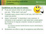 understanding australian customs10