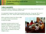 understanding australian customs13