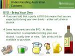 understanding australian customs5