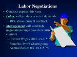 labor negotiations1