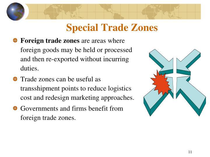 Special Trade Zones