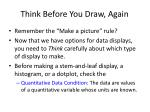 think before you draw again