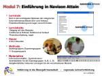 modul 7 einf hrung in navison attain1