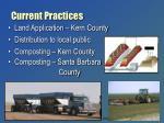current practices