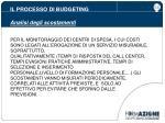il processo di budgeting analisi degli scostamenti1