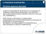 il processo di budgeting previsioni approccio zero base1