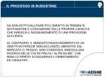 il processo di budgeting2