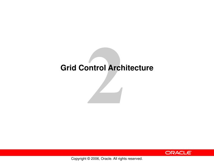 grid control architecture n.