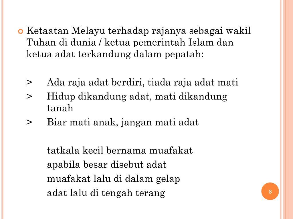 Ppt Jati Diri Melayu Powerpoint Presentation Free Download Id 5616763