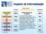 impacto da informaliza o10