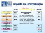 impacto da informaliza o11