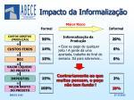 impacto da informaliza o13