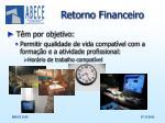 retorno financeiro1