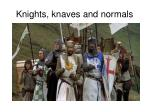 knights knaves and normals