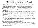 marco regulat rio no brasil