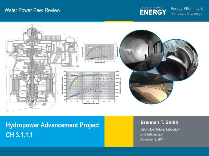water power peer review n.