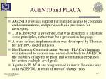 agent0 and placa1