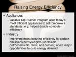 raising energy efficiency1