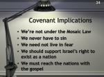 covenant implications