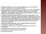 valoracion diagnostica de las vias biliarias